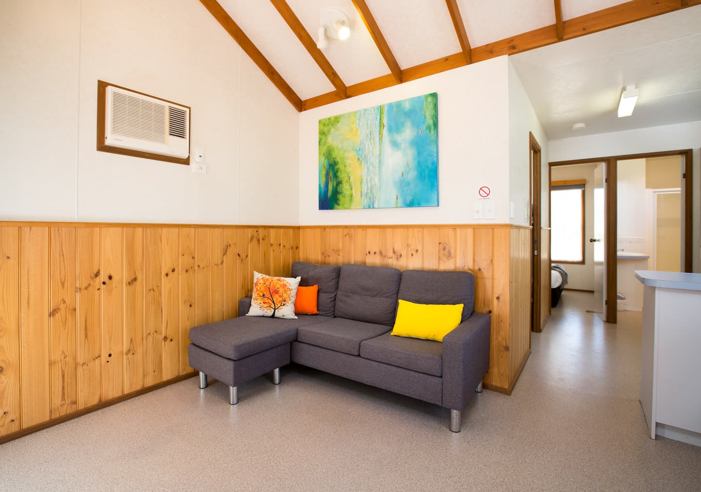 Daylesford Holiday Park Cabin Accommodation