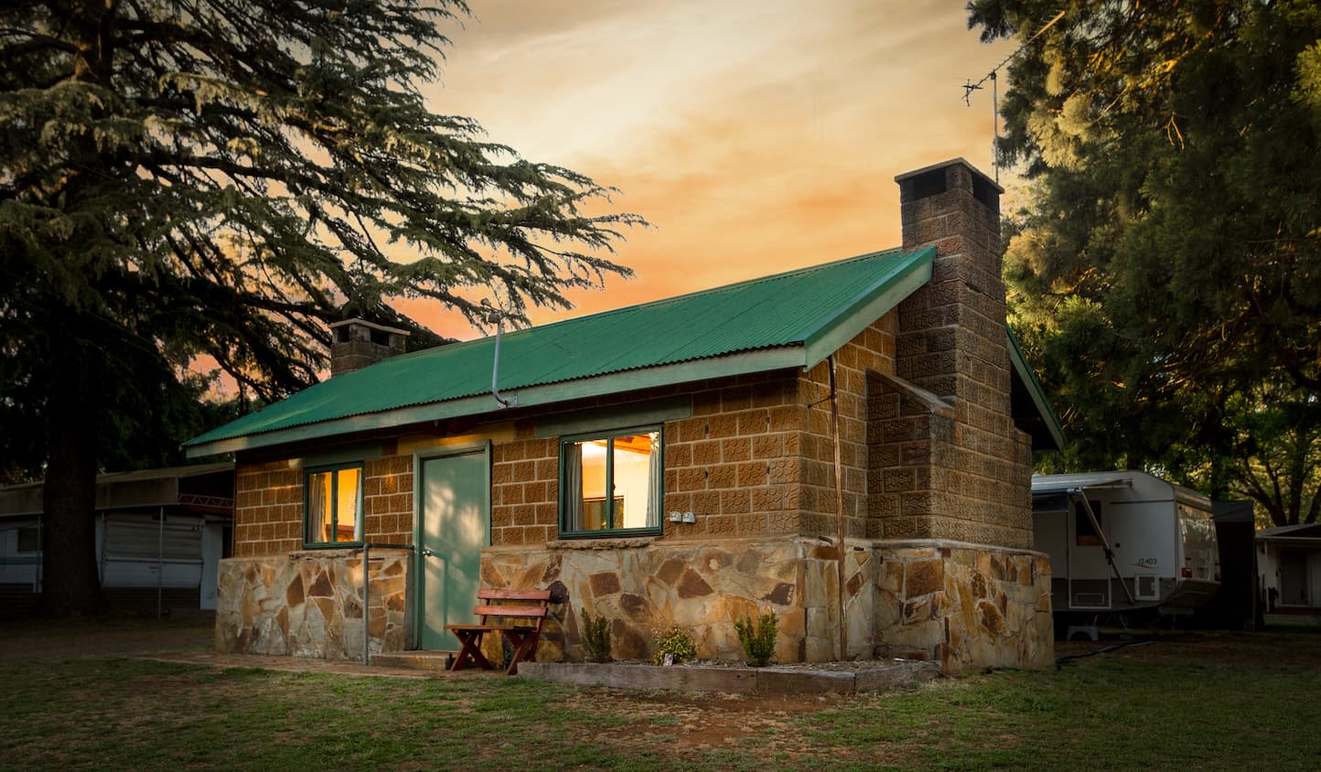 Daylesford Holiday Park Camping Cabins Caravans