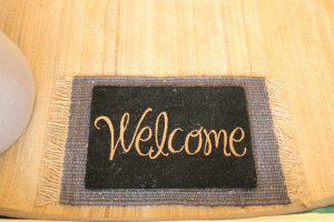Daylesford-Glamping-Serenity-- Welcome Mat