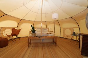 Daylesford-Glamping-Tranquility-Inside Wide