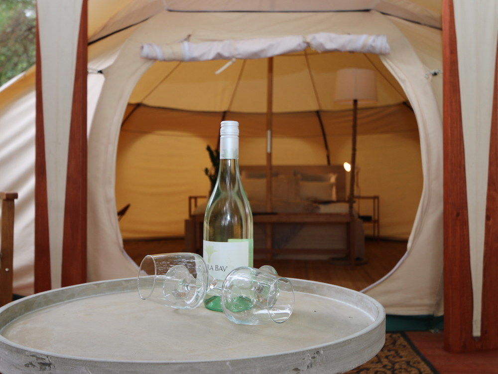 Daylesford Holiday Park Glamping